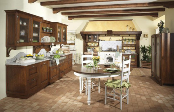 Cucine stile Rustico - CucineNonSolo