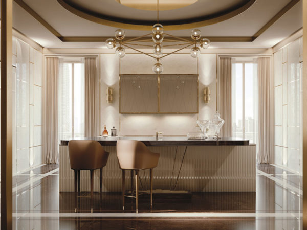 Cucine stile Luxury - CucineNonSolo